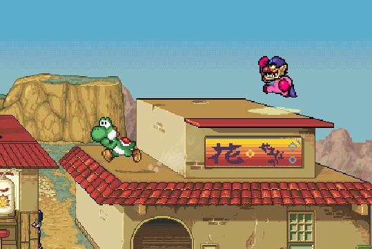 Run, Yoshi! Run!