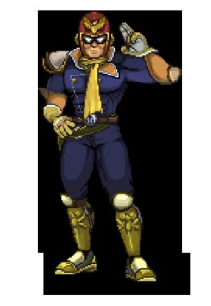Captain Falcon - McLeodGaming